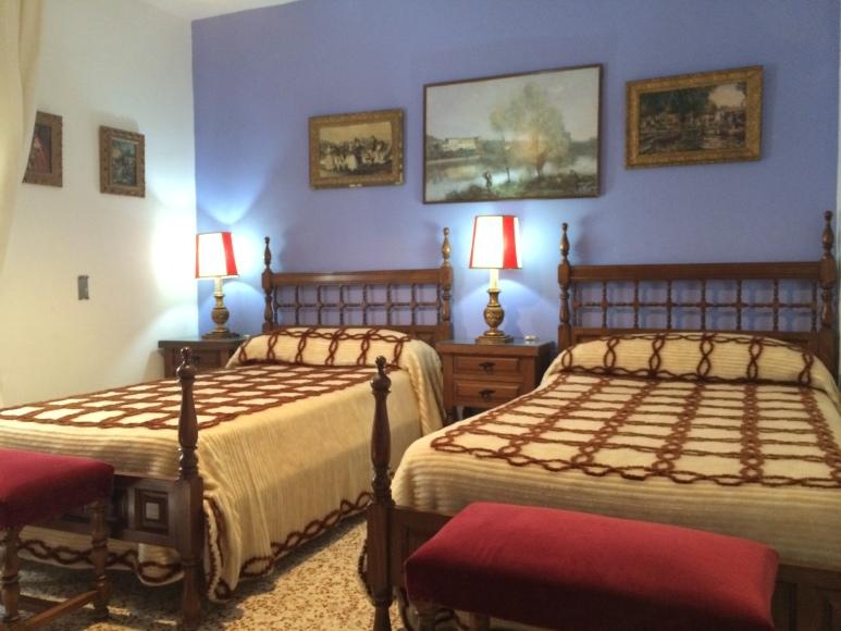 Dormitorio azul 2