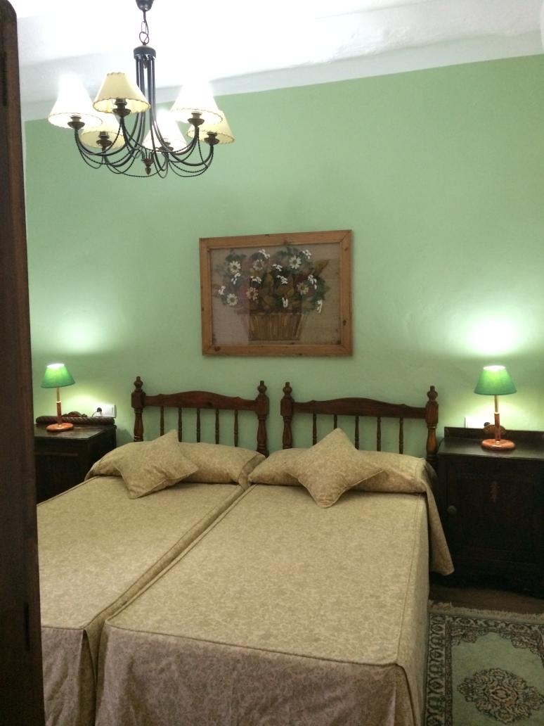 Dormitorio verde 3